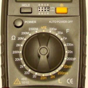 Multimeters, LCR Meters & Frequency Counter Archives - Debco